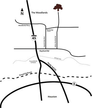 Meadows at Imperial Oaks Site Map